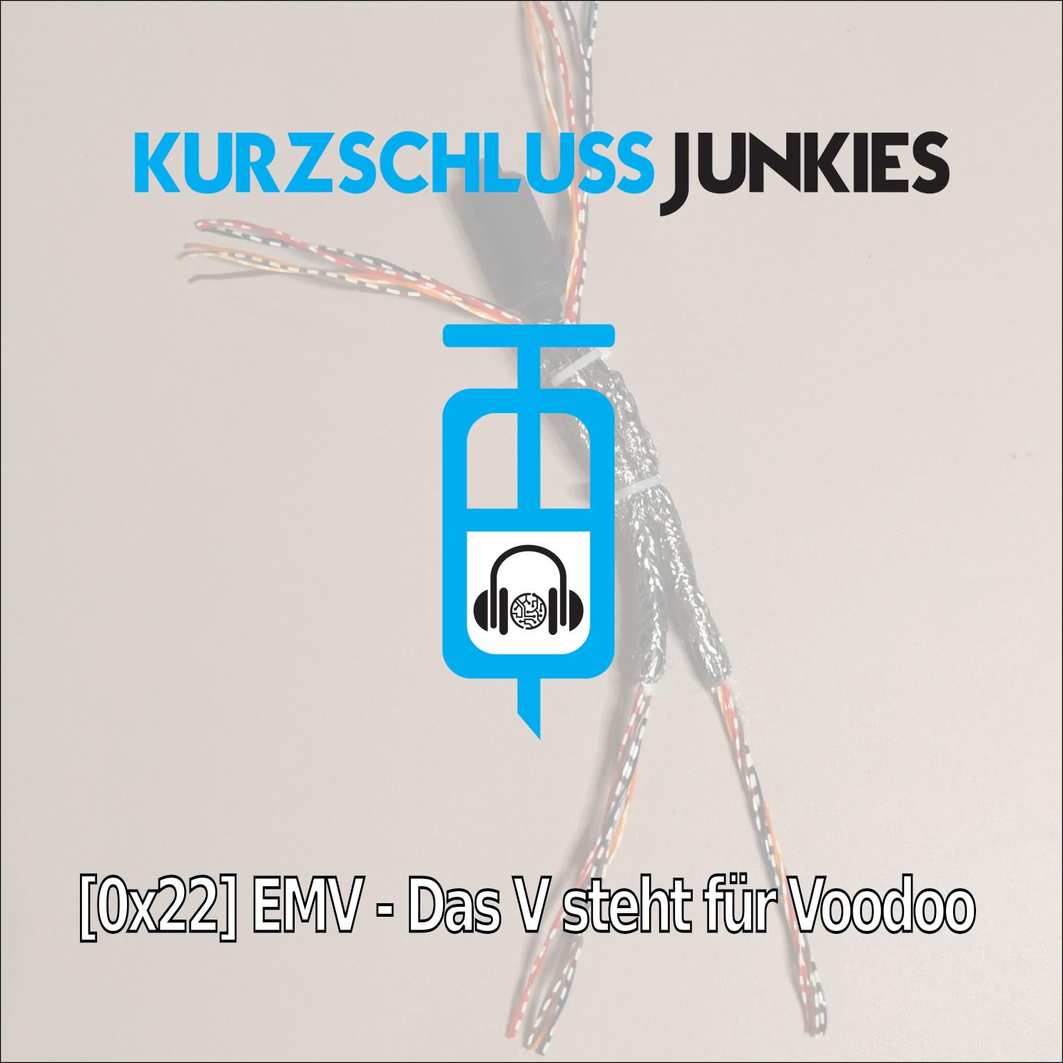 Kurzschluss-Junkies Titelbild